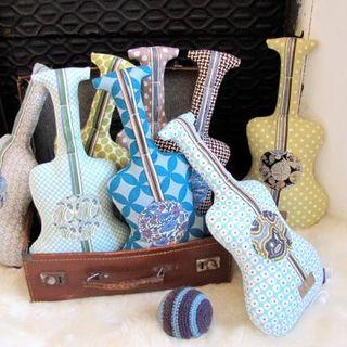 Guitares barnabé