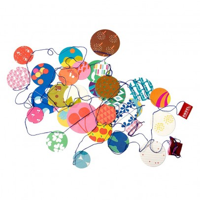 Guirlande-confetti-papier-fluo