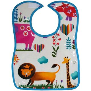 Juicy Jungle Pop Bib
