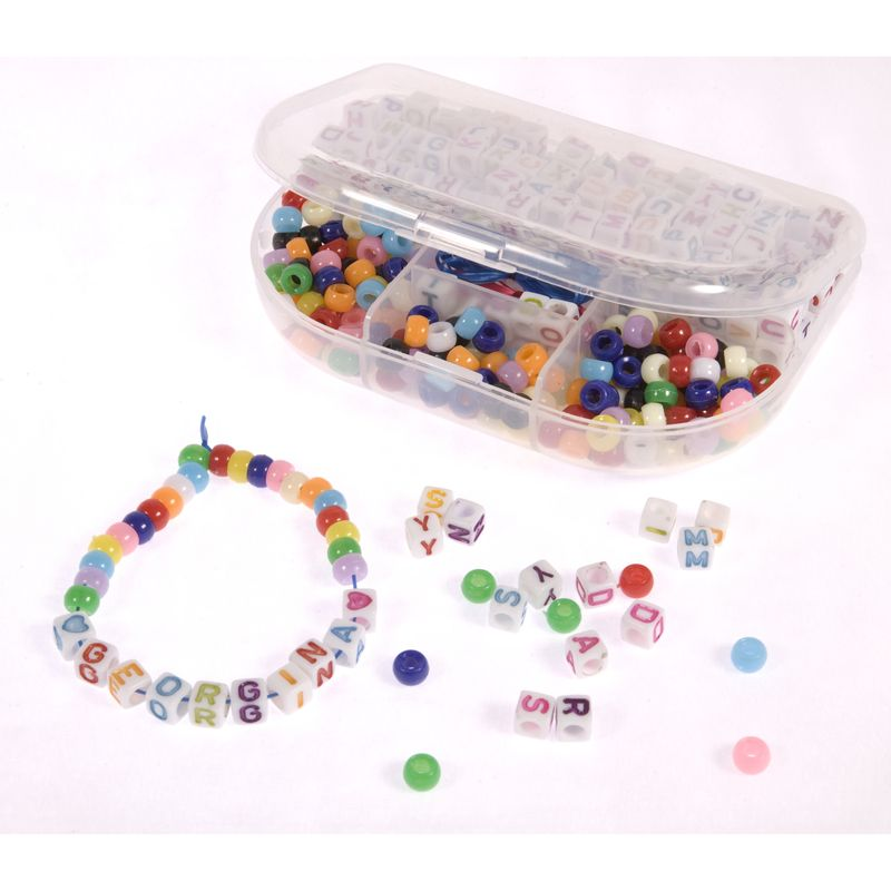 Alpha Bracelets Childrens Craft Set W6865-1