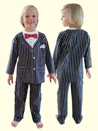 Pyjama-gentleman