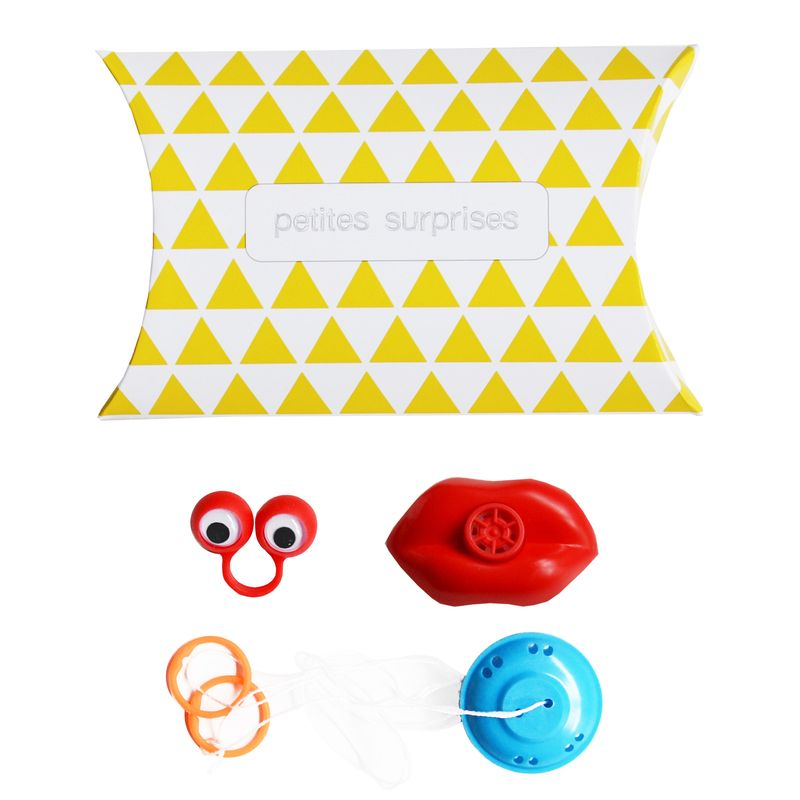 Berlingot-triangle-jaune