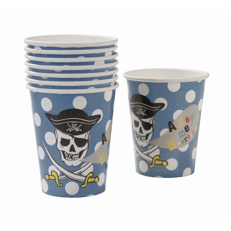 Piratecups