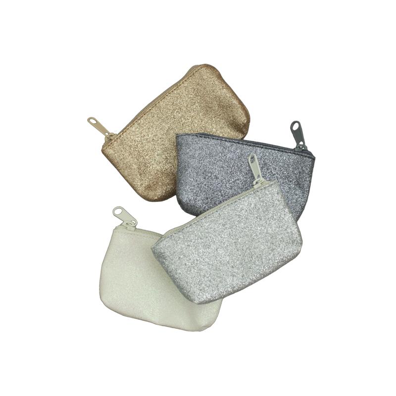 Mini glitter purse mix