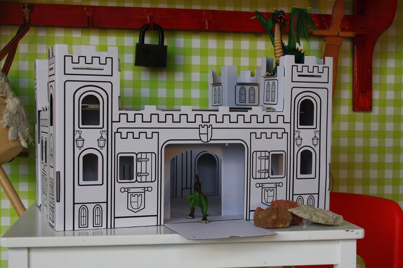 Castle Small scene 2