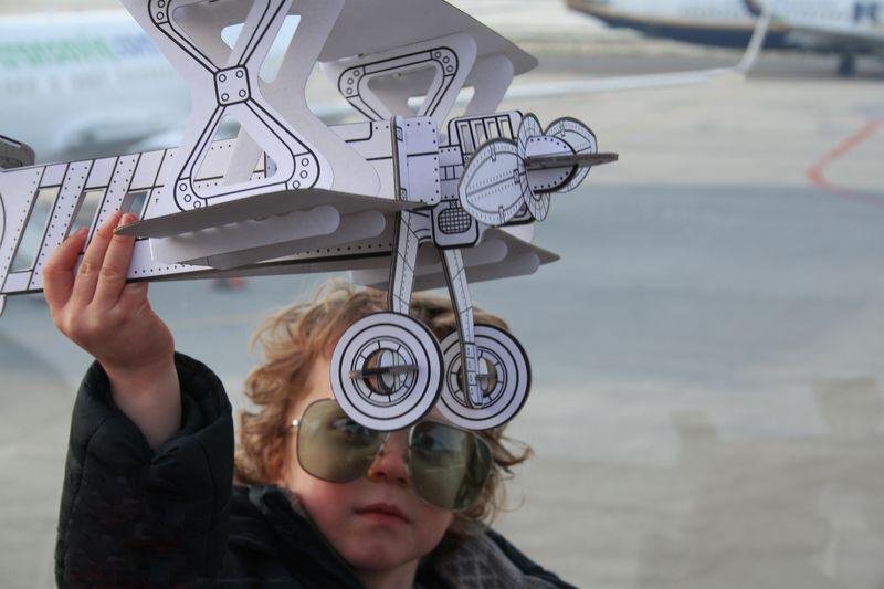Airplane Pilote