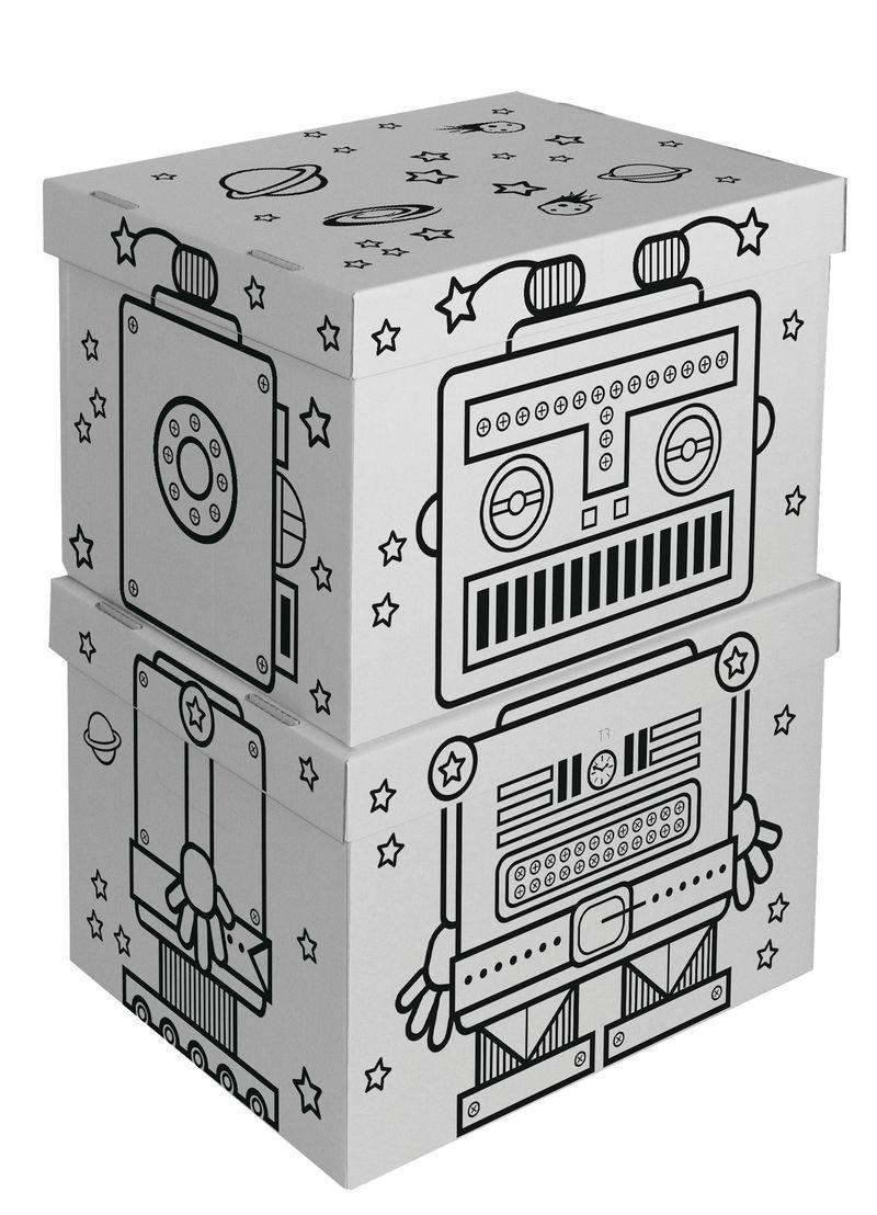 Sorage box Robot kopie
