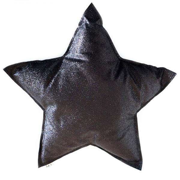 Coussin-noir-paillettes-numero-74