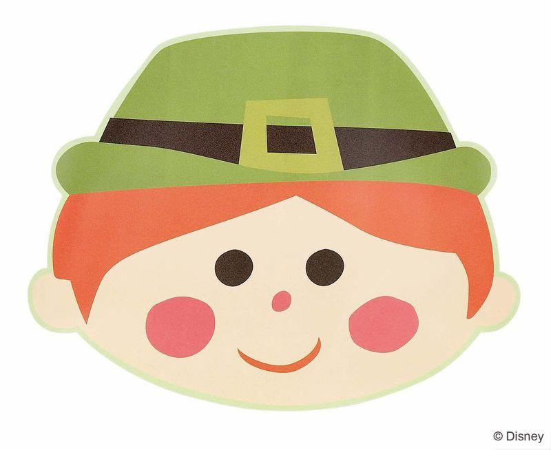 Soft Placemat Irish Boy