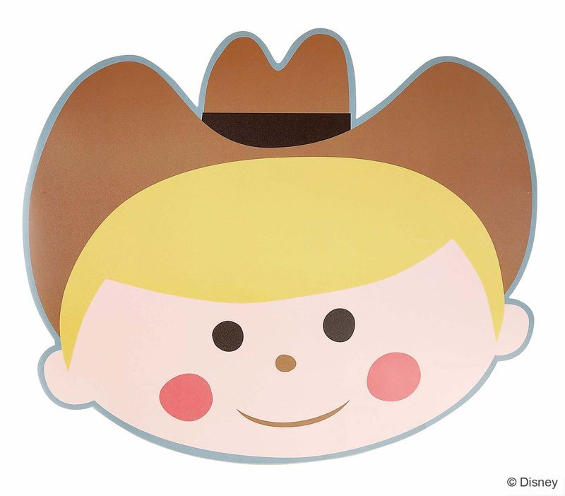 Soft Placemat American Boy-1