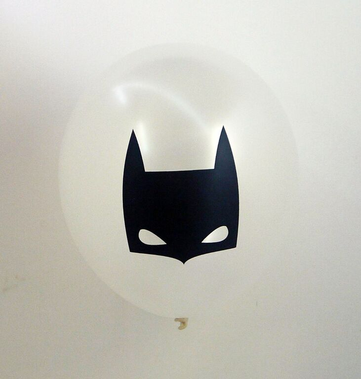 Ballon-batman