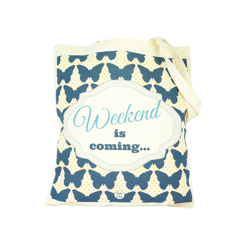 TOTE bag WEEKEND1 - copie