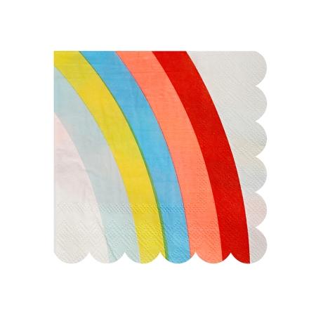 Licorne-arc-en-ciel-serviettes