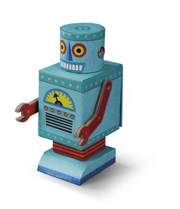 Puzzle-robot