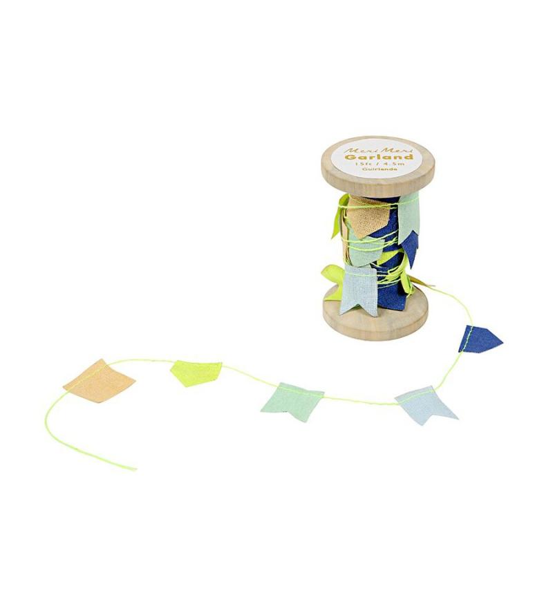 Mini-guirlande-fanions-bleu-et-jaune-fluo-meri-meri