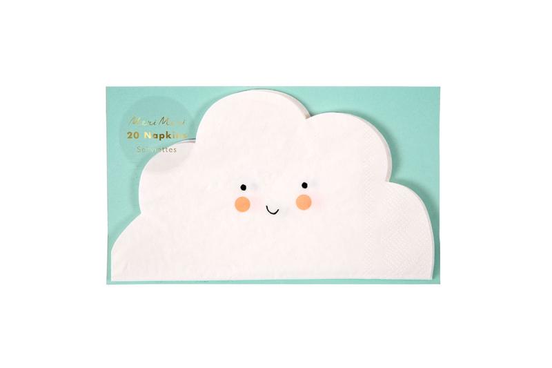 Serviettes-nuage