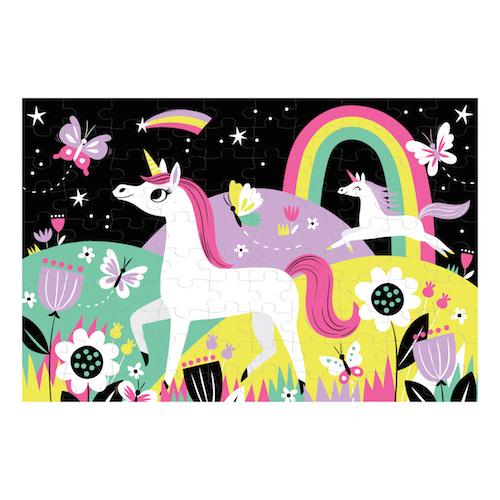 Puzzle-glow-unicorn-puzzle-100pc-Paris-15-jouet-Enfant