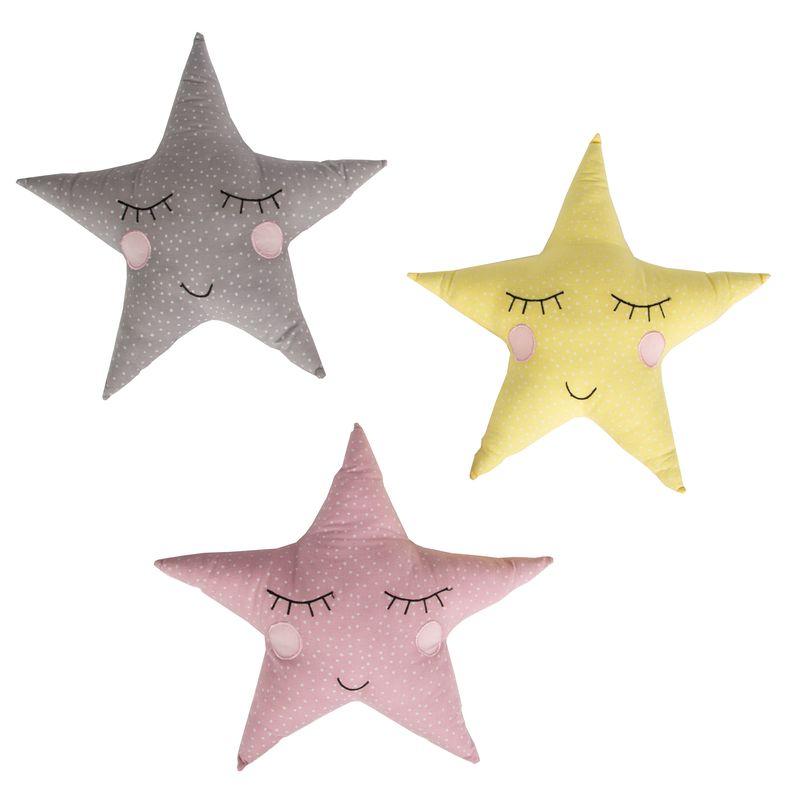 Coussin-étoiles-stars-cushion