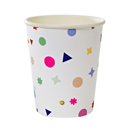 Confettis-gobelets