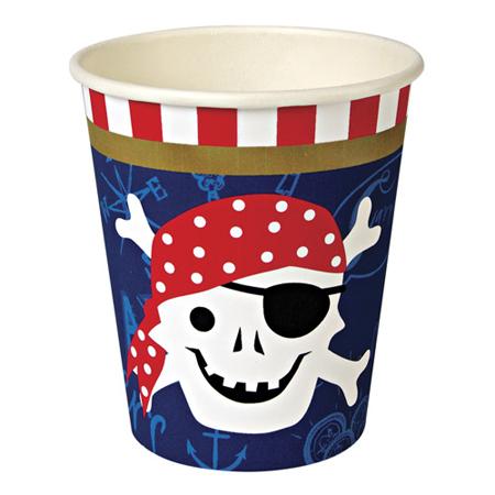 Pirate-gobelets