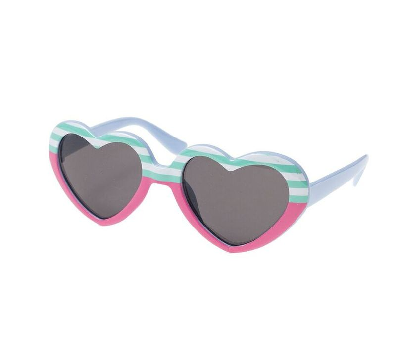 Lunettes-coeurs-roses
