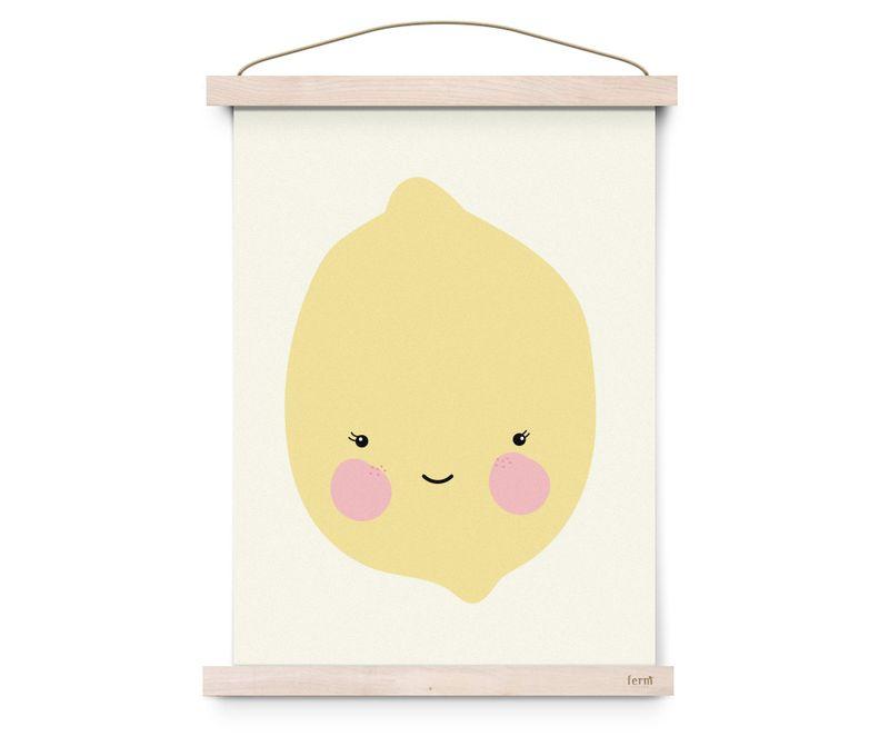 Fruit-citron-poster-03