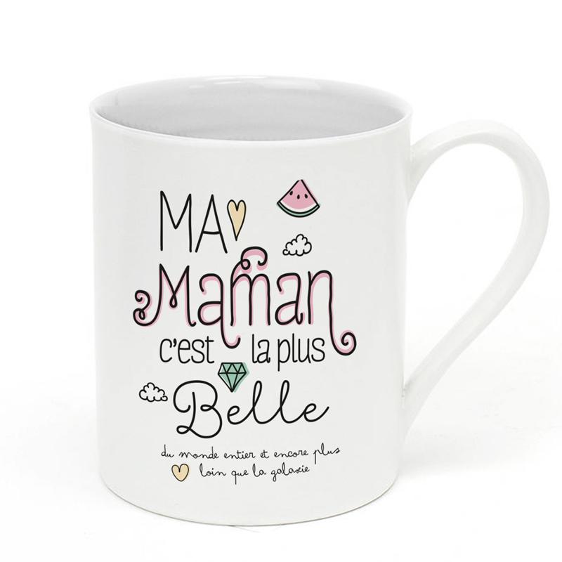 Mug-porcelaine-ma-maman-c-est-la-plus-belle