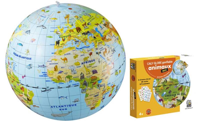 Maxi-globe