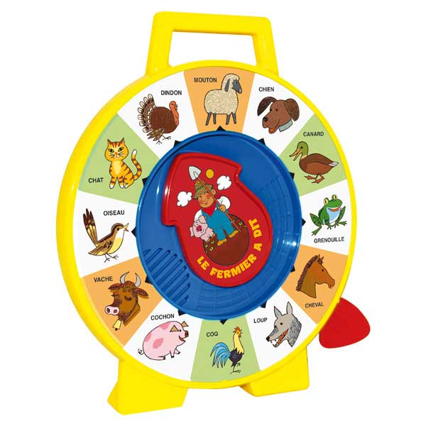 Le-fermier-a-dit-fisher-price-paris-enfant