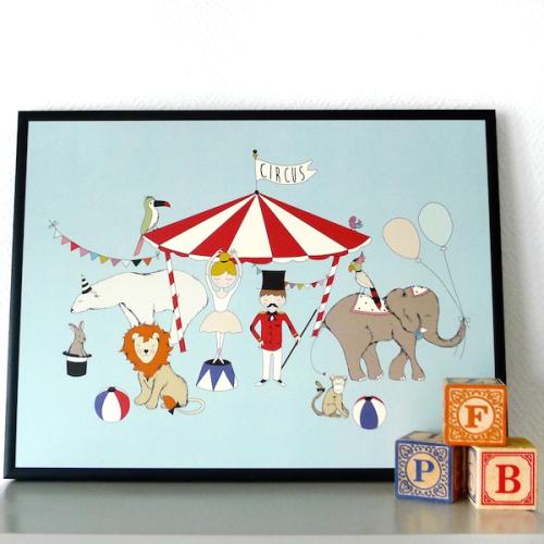 Affiche-circus-caravane-faubourg-paris-paris15