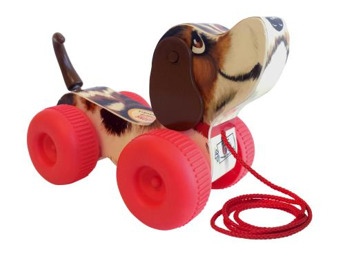 FISHER-PRICE-SNOOPY