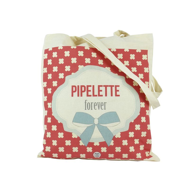 TOTE bag PIPELETTE1 - copie