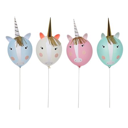 Licorne-ballons