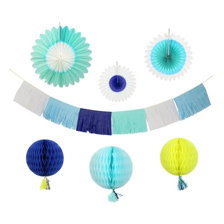 Kit-deco-bleue
