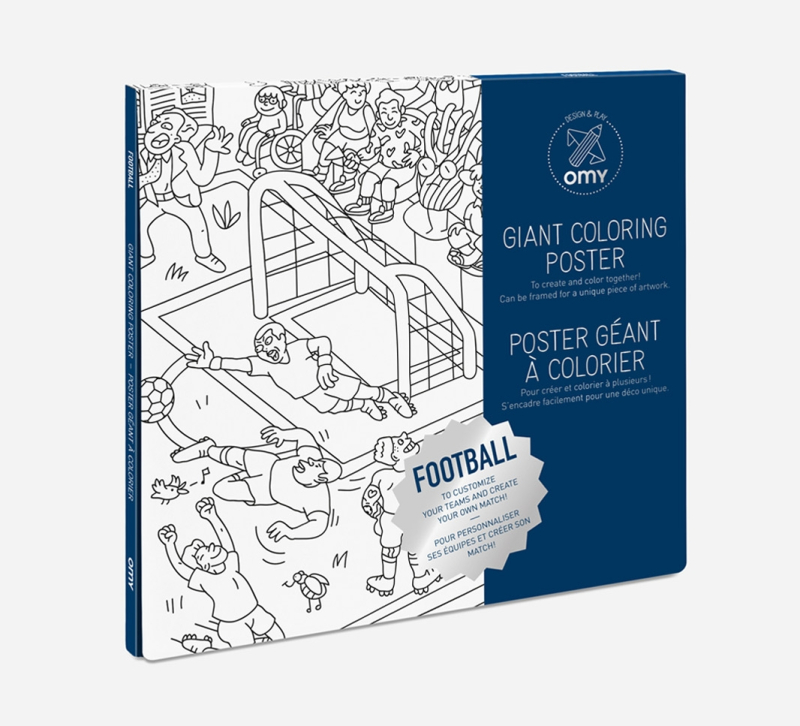 Poster-football-coloriage