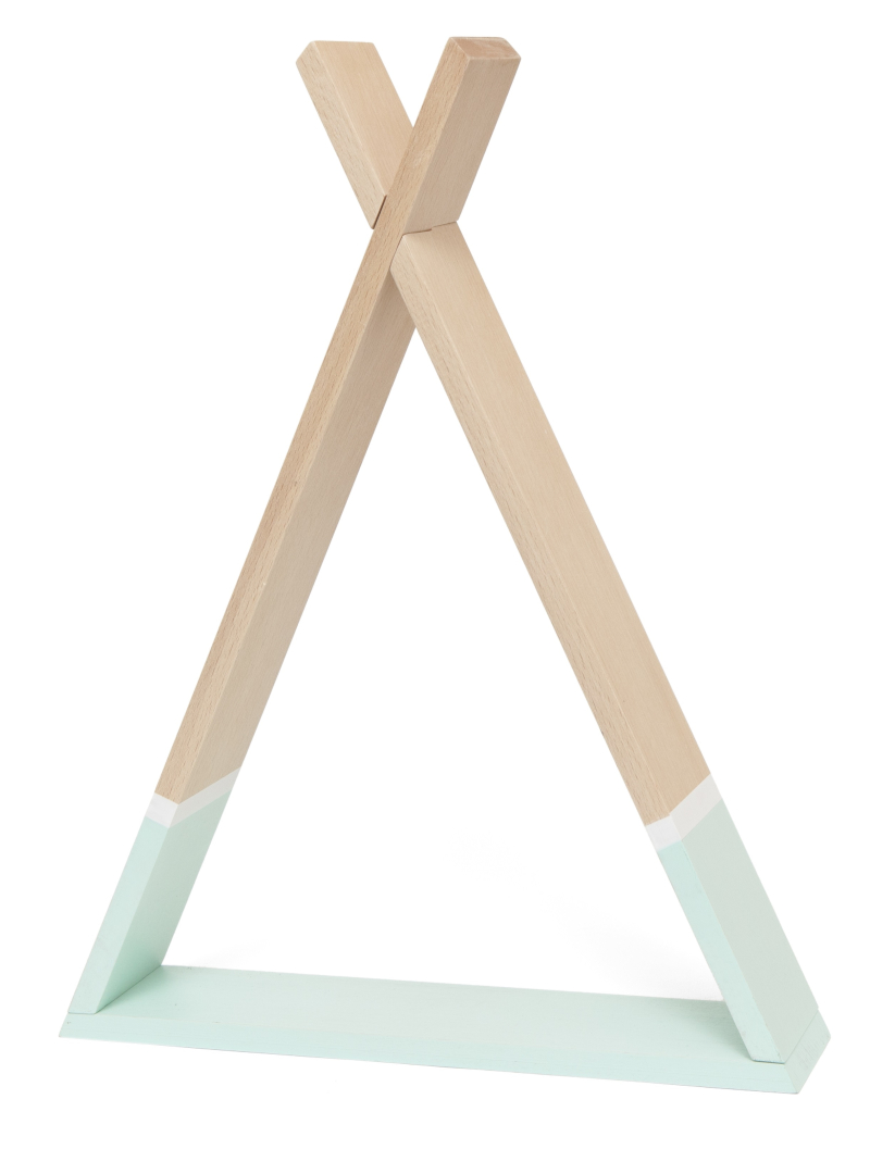 Tipi shelf mint TSH1