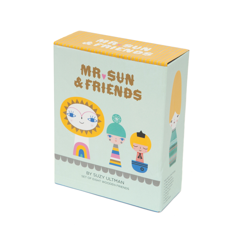 Mr Sun & Friends WF1 pack
