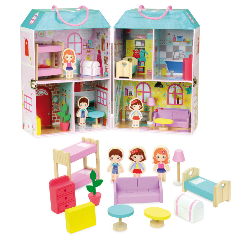 Maison-de poupée-bois-vilac-1