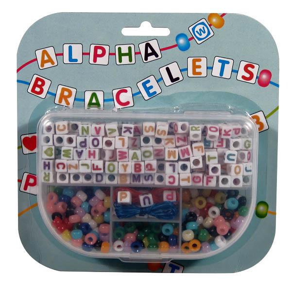 Alpha Bracelets