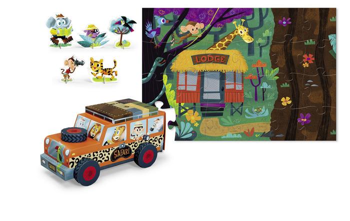 Safari-puzzle-voiture-animaux-jeu