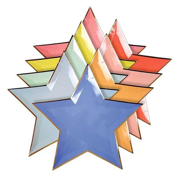 8-assiettes-etoiles-multicolores