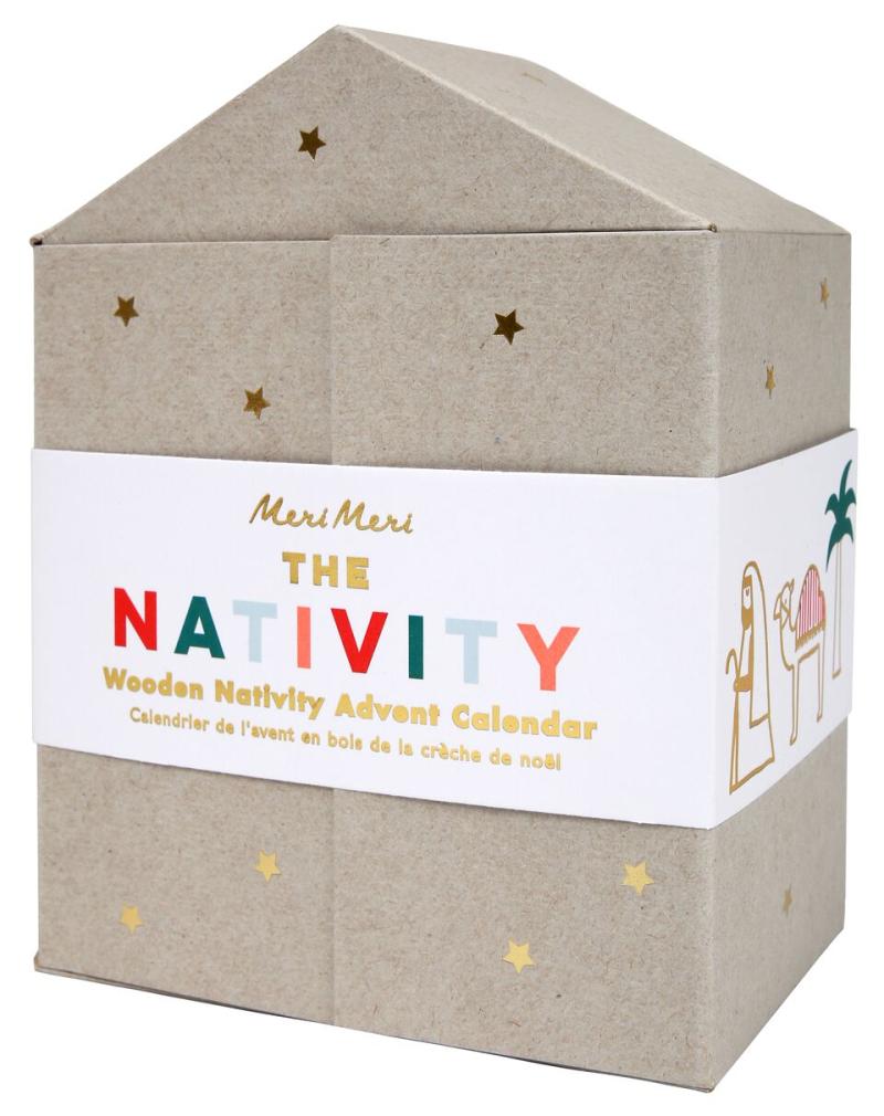 Calendrier-avent-nativity-nativité-creche-bois-meri-meri-paris