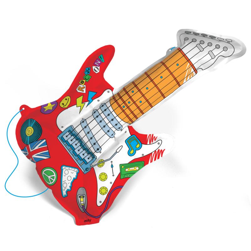 Coloriage-3D-guitare-enfant-jouet-paris-15