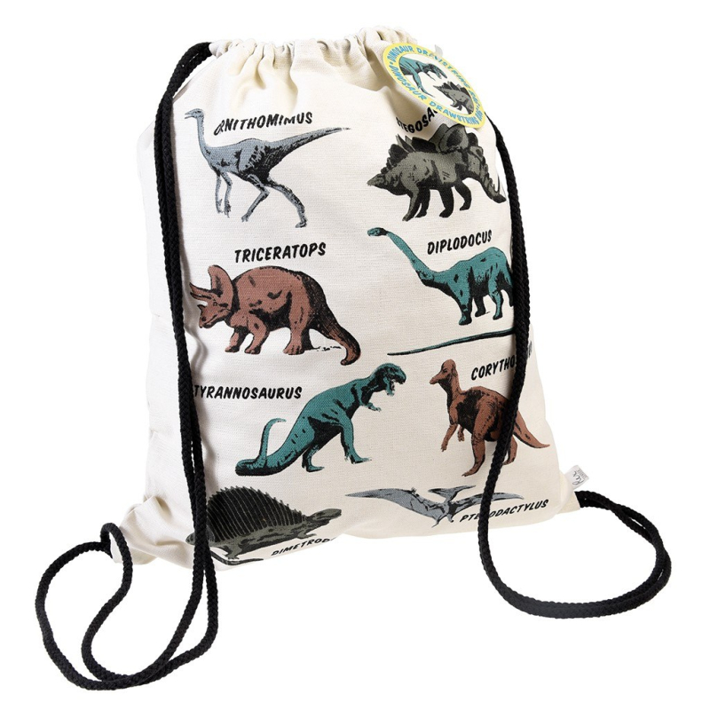 Prehistoric-land-childrens-drawstring-bag
